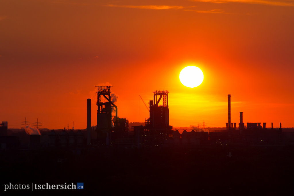 Sunset Ruhr