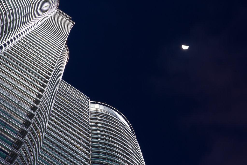 Petronas' Moon