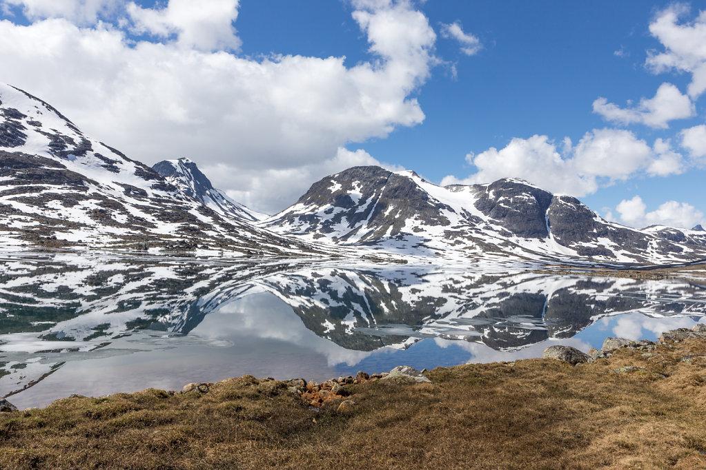 Lake Reflexions